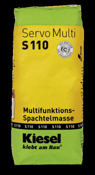 Multifunktions Spachtelmasse selbstnivellierend Von Kiesel ServoMulti S 110