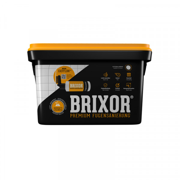Brixor Premium Fliesen & Fugen Sanierung