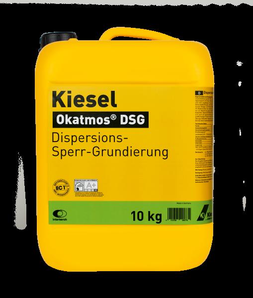 Grundierung Fliesengrund gebrauchsfertiger Dispersionsgrund lösemittelfrei Okatmos DSG